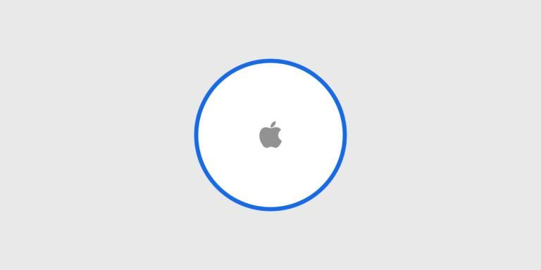 Apple的AirTag将R1芯片与专用的Find My Tag应用程序配合使用插图