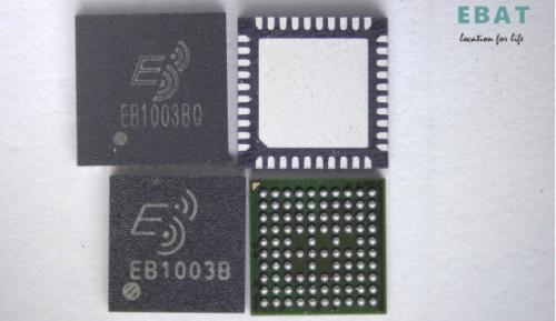 国产UWB单芯片由易百德研发成功,性能超越进口芯片插图