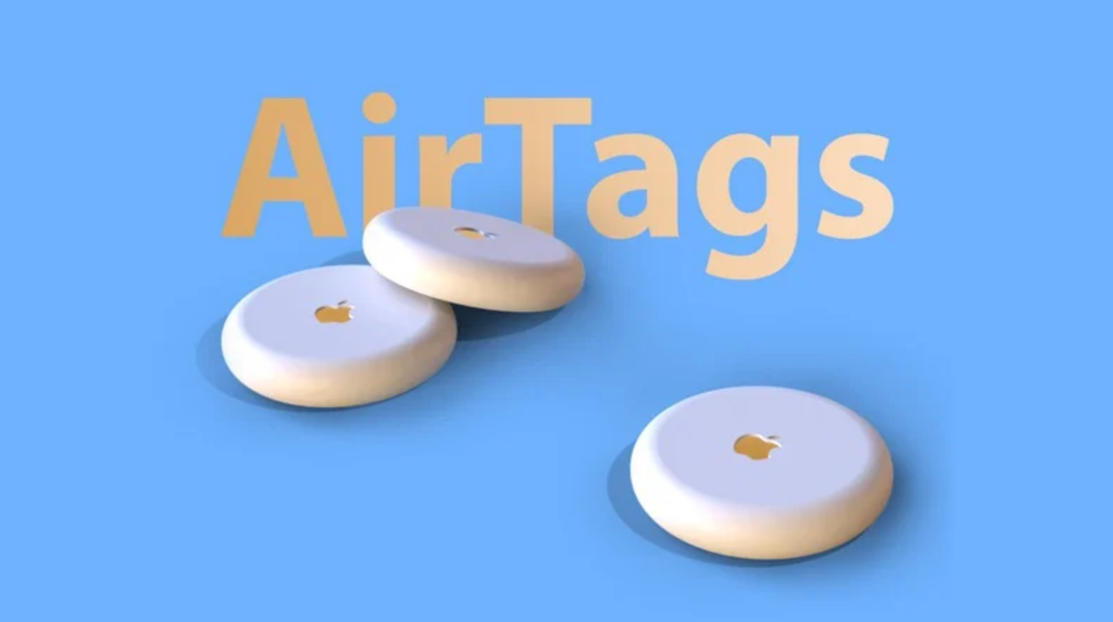 iPhone air tags