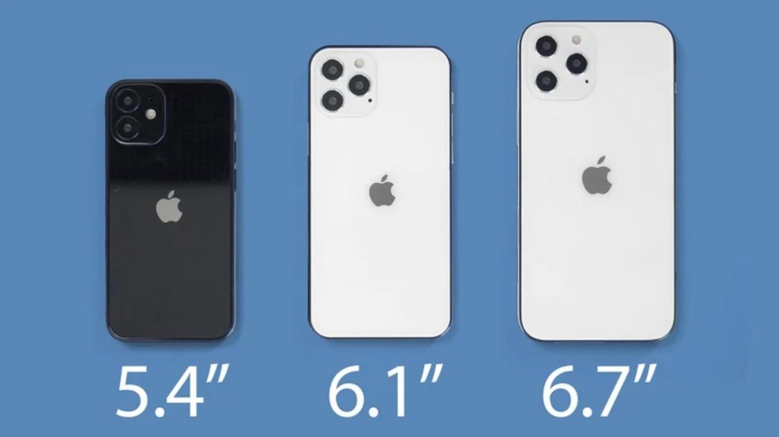 iPhone12 size 尺寸