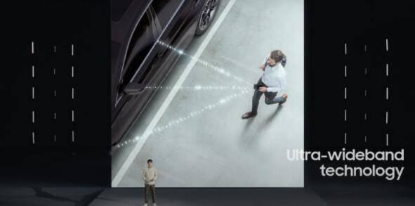 三星与奥迪、宝马、福特和捷尼赛思合作 推出UWB汽车数字钥匙插图